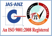 logo jas anz  - iso certification